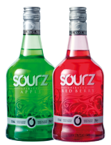 Sourz Apple/ Red Berry