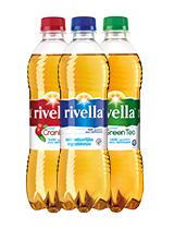 Rivella Cranberry/ Green Tea/ Reg.