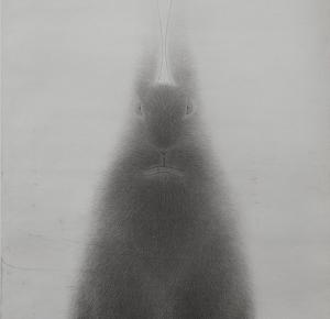 Uitgelicht: Levensgroot konijn