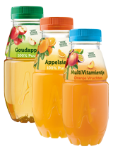 Appelsientje Goudappel/ Multivit./ Sinaasappel
