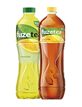 Fuze Tea Sparkling/ Green