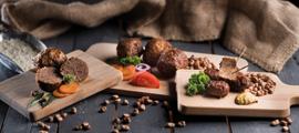Vlega-gehaktbal: 30% minder vlees