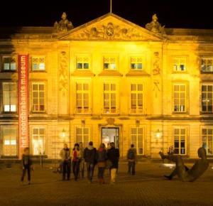 Een avond in het museum
