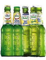Grolsch Radler Gem.-Cit./ Ice tea/ lemon/ limoen 0%, Radler lemon/ limoen 2%